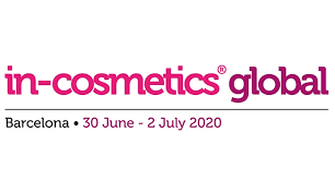 in-cosmetics Global 2020 - Barcelona