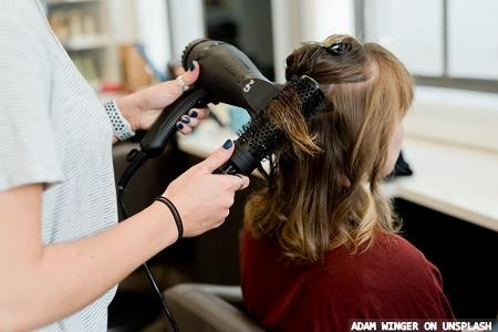 US salon products showing signs of recovery