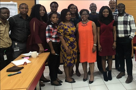 Nigerian Society Formally Joins IFSCC