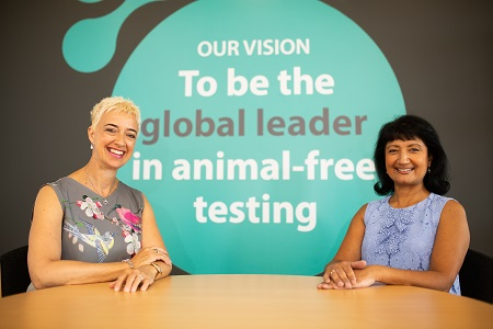 Funding awarded to develop new animal-free in vitro tests