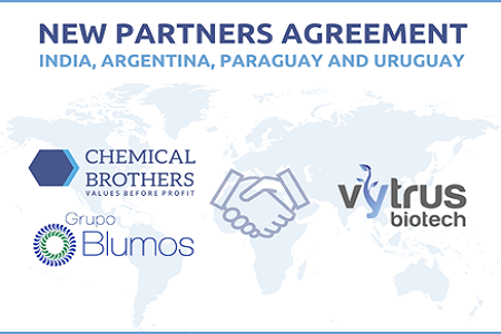 Distribution agreements for biotech ingredients