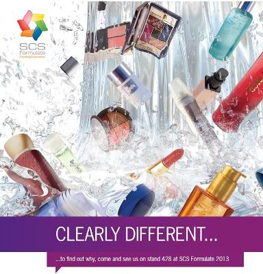 Clearly different at SCS Formulate